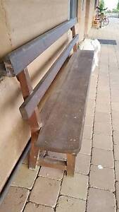 Church pew to be offered in our clearing sale see details Kerang Gannawarra Area Preview