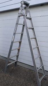Bailey 's Ladder and Gal gate frame Calwell Tuggeranong Preview