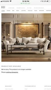Restoration Hardware Sofa