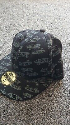 New era cap 59fifty vans 7 1/4