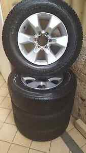 Toyota Rims with Tyres Joondalup Joondalup Area Preview
