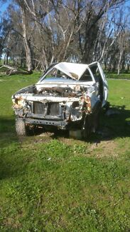 1990 Toyota Hilux 4x4 parts ute Turvey Park Wagga Wagga City Preview