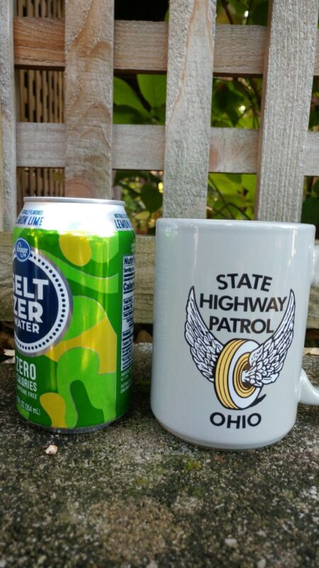 Ohio State Highway Patrol Ceramic Coffee Mug
