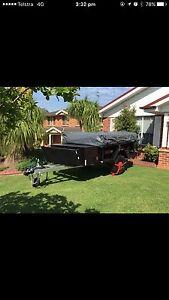 2015 Black Series Extreme Commando Camp Trailer. St Clair Penrith Area Preview