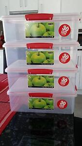 SISTEMA 7 LITS storage containers Kingswood Penrith Area Preview