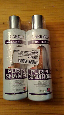 (2-PACK) Best Purple Shampoo And Conditioner For Blonde