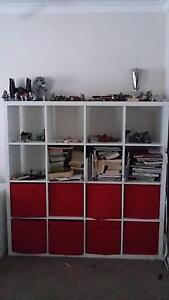 Ikea Kallax 16 cubby shelf set with 8 drawers Claremont Nedlands Area Preview