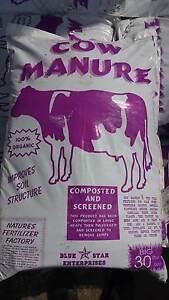 Cow manure Potting mix Garden mix Parramatta Area Preview