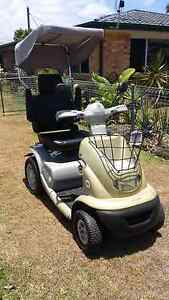 Afikim Breeze 4 all terrain mobility scooter Point Vernon Fraser Coast Preview