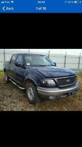2003 Ford F150 supercrew 5.4L 4000$nego.
