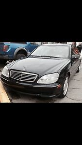 2003 Mercedes S500 AMG(Usa)