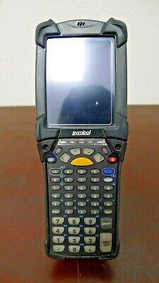 Symbol Pocket Pc Mc9090 Barcode Scanner Mc9090-gf0hjefa6wr