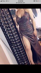 Long dress size small