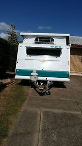 Jayco caravan pop up 2004 Rothwell Redcliffe Area Preview