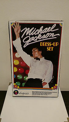 Vintage Michael Jackson Dress-Up Colorforms 1984 Original 1980s - Michael Jackson Dress Up