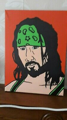 WWE WWF NXT TRIPLE H SHAWN MICHAELS DX A4 PRINT 230GSM WALL ART DEALS AVAILABLE