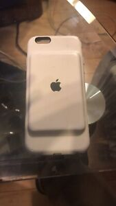 Apple iPhone battery charging case