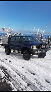 1999 toyota hilux 2.7 3rz Greenvale Hume Area Preview