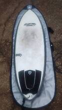 Hypto krypto surfboard Yamba Clarence Valley Preview