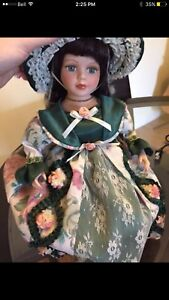 Porcelain Doll - Great Condition!