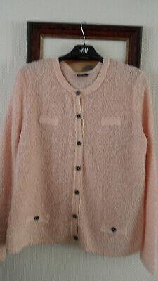 """Beau gilet/veste en laine de la  marque """"GERRY WEBER """" taille 44/46 - ETAT NEUF"""