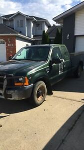 Must Sell 2000 Ford F-250