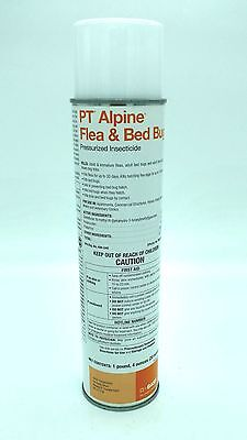 Pt Alpine Flea   Bed Bug Insecticide With Igr Safe Quik Kill Long Lasting 20Oz