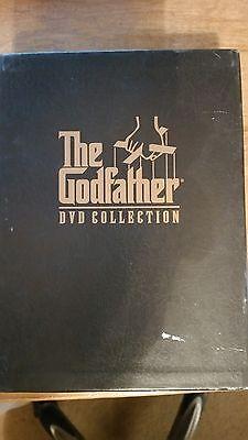 The Godfather Collection Box Set 1-3  Plus Bonus Material