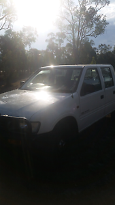 1997 2.6l Holden rodeo Dungog Dungog Area Preview