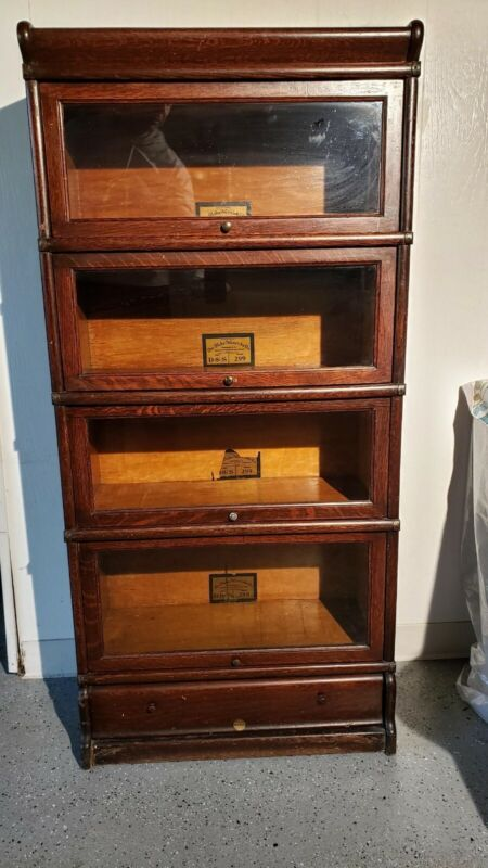 The Globe-Wernicke Co. Barrister Lawyer Bookcase