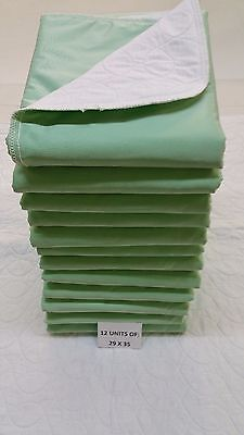 Medical Pad (REUSABLE WASHABLE MEDICAL UNDERPAD/BED PAD 29X35 OR CHAIRPAD 15X16 -MADE IN USA)