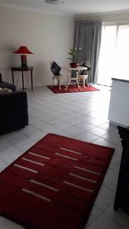 Partly furnished two bedroom apartment in quiet secure complex