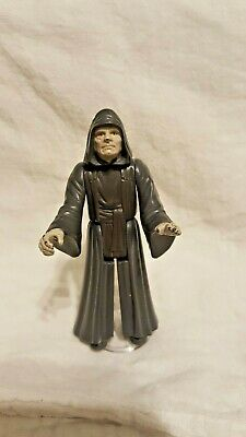 Vintage Star Wars Emperor Palpatine Action Figure LFL 1984
