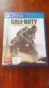 Call of duty advanced wafare ps4 Maryland Newcastle Area Preview