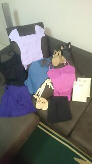 ALL MUST GO! NEW BLOCH DANCE GEAR Riverwood Canterbury Area Preview