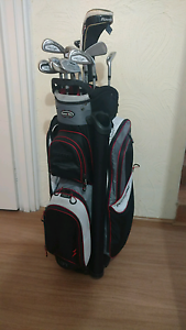 Powerbilt Air Force One Golf Clubs and Buggy Cottesloe Cottesloe Area Preview