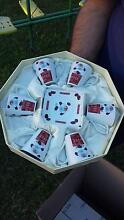 Brand New - Expresso Coffee Cups / Saucers- 6pk Earlwood Canterbury Area Preview