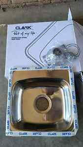 Stainless Steel Clark Bar Sink (BNIB) Miami Gold Coast South Preview