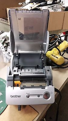 Brother P-touch Ql-500 Thermal Label Printer Dk Rolls