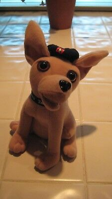 Vintage Taco Bell Applause Talking Chihuahua Plush Toy Dog