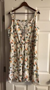 NWT Large Nursing/Maternity Dress