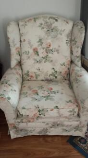Wingback Chair Hove Holdfast Bay Preview
