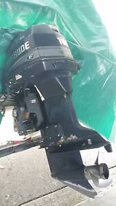 115 hp Evinrude outboard Cairns Cairns City Preview