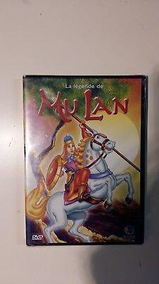 DVD NEUF La legende de Mulan