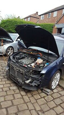 AUDI S4 V8 BBK FRONT ENGINE WIRING LOOM COMPLETE WITH ECU AND BOX (B6 & B7)