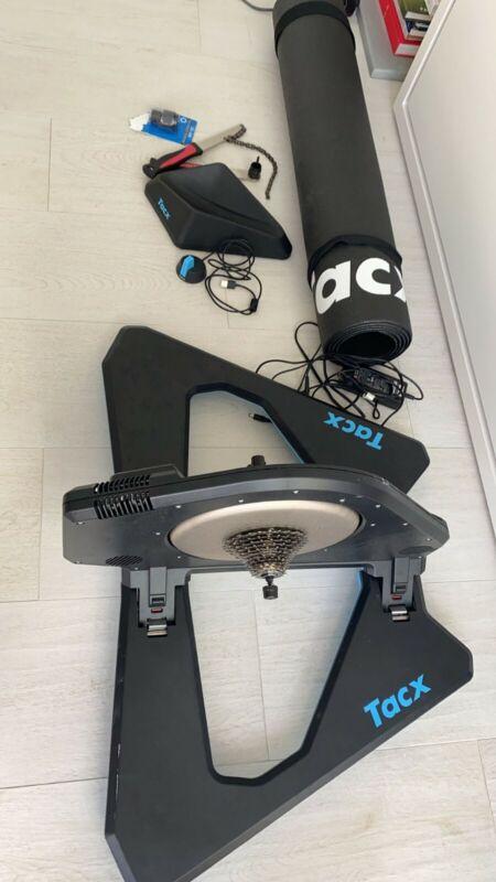 Tacx T2875.60 NEO 2T Smart Bike Trainer - Black