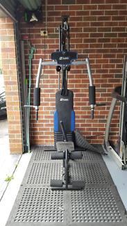 Moving sale gym set