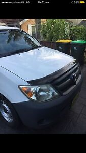 2008 Toyota hilux workmate 2.7 VVTI Hinchinbrook Liverpool Area Preview