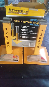 CAR STANDS 1200 KGS CAPACITY PIN DESIGN Stafford Heights Brisbane North West Preview