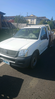 For Sale Holden Rodeo Perfect first ute or run around Latrobe Latrobe Area Preview